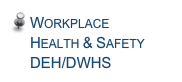 Workplace Health & Safety DEH/DWHS